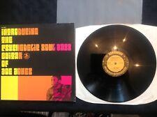 NM PRESTIGE '68 JAZZ LP INTRO' THE PSYCH SOUL JAZ GUITAR LP JOE JONES GERMAN R/I
