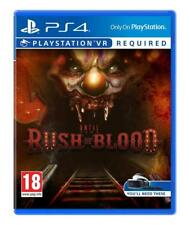 Sony until Dawn Rush of Blood VR PS4 Básico PlayStation 4