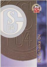 Panini Bundesliga Cards Collection 96 #91 FC Schalke 04 Team Logo