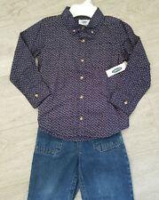 Old Navy Boy Blue Shirt 5T
