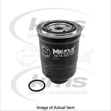 New Genuine MEYLE Fuel Filter 35-14 323 0001 Top German Quality