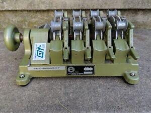 Ediquip Movieola 16mm Film Synchronizer Model 1034