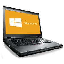Lenovo ThinkPad T430s Notebook Intel Core i5 2x 2,6GHz 8GB RAM 128GB SSD Win10