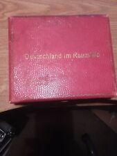 84 Raumbild Stereoviews,Case and Stereoscope- 3 Subjects