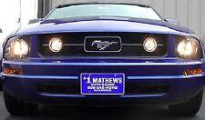 05 & Up Ford Mustang High Beam Fog Light Kit, Turns Fog Lights On W High Beams