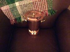WILLIAMS SONOMA Mauviel Copper Potato Steamer & Lid NEW