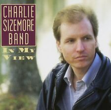 The Charlie Sizemore Band In My View 13 track 1996 cd NEW! rare