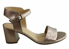 Naturalizer Caitlyn Womens Comfortable Mid Heel Sandals