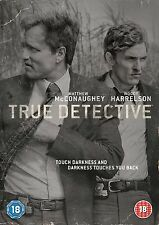 True Detective Complete Series 1 DVD All Episode First Season Original UK R2 NEW