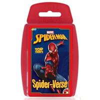 Top Trumps Spider-Man Card Game