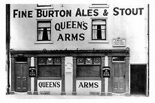 pu0011 - Queens Arms Pub ,St Sepulchre Gate , Doncaster , Yorkshire - photograph