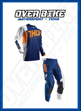 MOTOCROSS COMBO YOUTH JERSEY M  PANT 40 THOR S7 YOUTH PULSAK ORANGE NV OFF ROAD