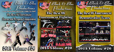 All 3 2015 Best of Series Volume 20 DVDs each almost 2 hours long