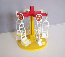 PLAYMOBIL (V131) AIR de JEUX - Manège Chaises Volantes 3195 Vintage Complet