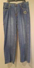 Men's OLD SKOOL Denim Jeans Pants Size 40X34 Urban