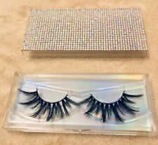 4 Queenz Cosmetics FEARLESS 3D Mink Cruelty- Free Lashes
