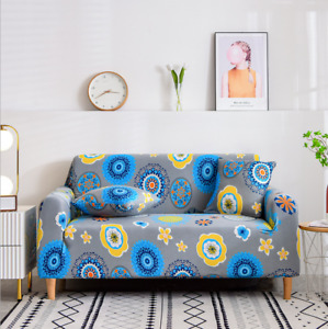 New Stretch 1 2 3 4 Seater Sofa Covers Slipcovers Furniture Elastic Couch Chair