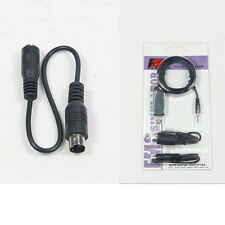 Black 2.4G Aeromodelling USB FMS Simulator Analog Cable Fr RC Flysky SM100 FY