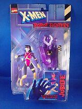 X-men Marvel Comics Jubilee Robot fighters w/ sentinal hand action figure NEW