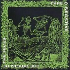Origin of The Feces by Type O Negative (CD, 1997, Roadrunner Records)