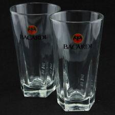 Bacardi Rockglas  2er Set