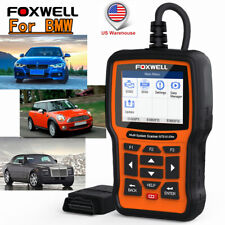 FOXWELL ABS DPF TPMS Airbag IMMO Full System Reset Diagnostic Scanner For BMW