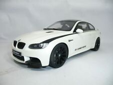 BMW m3 3er e92 Coupe Carbon Edition white 1:18 GT-SPIRIT zm015 very rare Lim 504