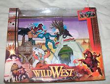Chap Mei Wild West Western Adventure Hero Chief Sitting Bull playset MISB
