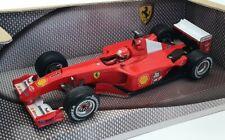 Hot Wheels 1/24 Scale Model Car 29992 - F1 Ferrari - #1 Red