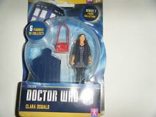 """Doctor Who Clara Oswald 3.75"""" Figure Mint on Card Series 7 Jenna Louise Coleman"""