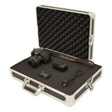 Gorilla Alu DSLR Kamera Fotografie Schutzgehäuse Carry Bordcase wählen Sie & fit
