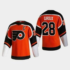 Philadelphia Flyers 2020-21 Reverse Retro Giroux,Voracek,Provorov,Couturier,Hart