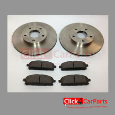 Nissan X-Trail 00-07 Front Brake Discs and Pads