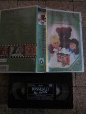 Bonne Nuit Les Petits Vol 3 Nounours Et Roulotte, VHS Polygram, Dessin animé