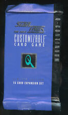 Star Trek CCG Q-Continuum Complete Set
