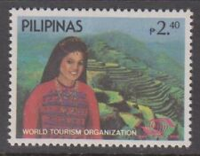 Philippine Stamps 1985 World Tourism Organization Complete set MNH