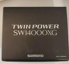 Shimano 033239 TWIN POWER SW 14000-XG Spinning Fishing Reel