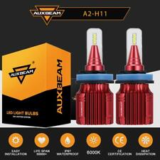 AUXBEAM A2 Serie H11 H9 H8 LED Headlight Bulb Kit Low Beam Fog Light 50W 5000LM