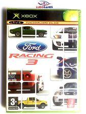 Pal version Microsoft Xbox Ford Racing 3