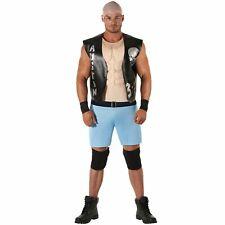Licenced WWE Stone Cold Steve Austin Wrestler Fancy Dress Costume Wrestling