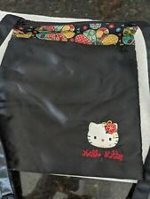 Hello Kitty by Sanrio Black crossbody bag Used