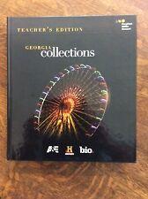 Georgia Collections Teacher's Edition Grade 6 ISBN 978-0-544-09215-0 NEW