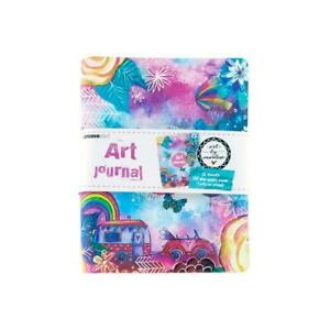 Art By Marlene 'ART JOURNAL' Ring Binder Book 30 Sheets 300gsm Studio Light