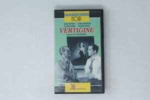 VHS VERTIGINE PANTMEDIA  TIERNEY, ANDREWS, WEBB 1944 [MF-018]