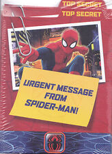Party Invitations Thank You Notes SPIDER-MAN 8 Ea Cards Birthday Supplies