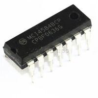 10PCS  MC14584BCP DIP IC MC14584BCP DIP