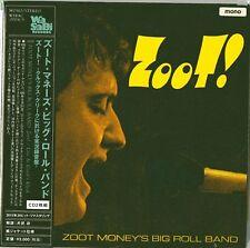 ZOOT MONEY'S BIG ROLL BAND-ZOOT! LIVE AT KLOOK'S KLEEK-JAPAN 2 MINI LP CD G88