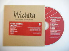 GREG WEEKS : THE HIVE [ CD ALBUM PROMO PORT GRATUIT ]
