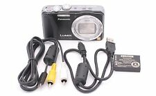 Panasonic LUMIX DMC-ZS19 14.1MP Digital Camera - Black