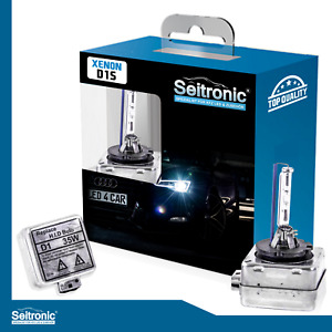 2er SET SEITRONIC D1S 600K Xenon Brenner GOLD EDITION Scheinwerfer BULB Lampe 2